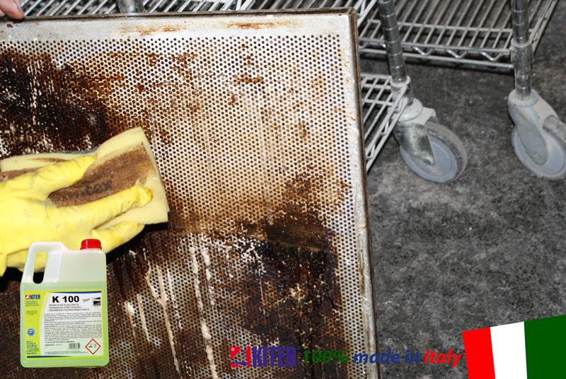 środek do czyszczenia piekarników
